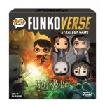 Harry Potter - Battle in Wizarding World Funkoverse Strategy Game 4-Pack - Packshot 1