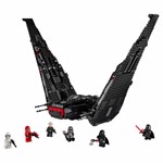Star Wars - LEGO Kylo Ren's Shuttle - Packshot 2