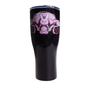 Overwatch - D.Va Bunny Travel Tumbler