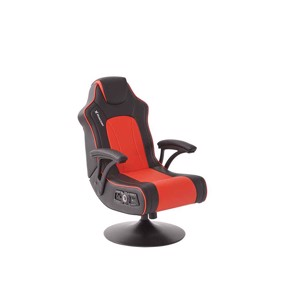 X-Rocker Torque Red and Black Gaming Chair