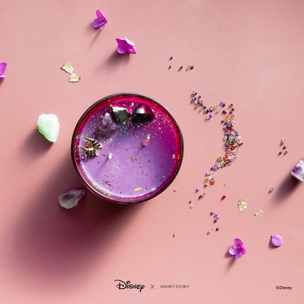 Disney - Villains - Sleeping Beauty - Maleficent Short Story Candle - Packshot 3