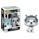 Rick and Morty - Snowball Pop! Vinyl Figure - Packshot 1