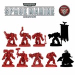 Warhammer 40,000 - Space Marine Heroes Citadel Miniature Figure Series 2 (Single Blind Box) - Packshot 2