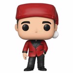 The Office - Michael as Santa Bond Pop! Vinyl Figure - Packshot 1