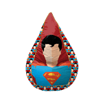 DC Comics - Superman Beanbag Cover - Packshot 1
