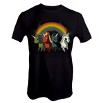Four Unicorns T-Shirt - Packshot 1