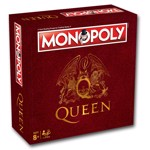 Monopoly - Queen Edition Board Game - Packshot 1