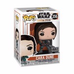 Star Wars: The Mandalorian - Cara Dune with Gun Pop! Vinyl Figure - Packshot 2