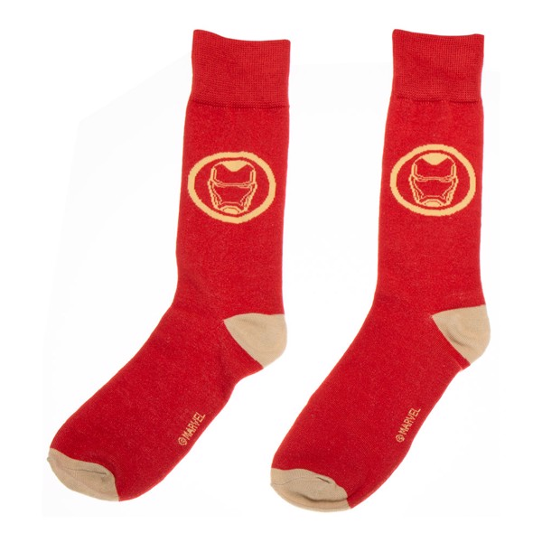 Marvel - Iron Man Red Socks - Packshot 1