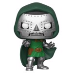 Fantastic Four - Doctor Doom Pop! Vinyl Figure - Packshot 1