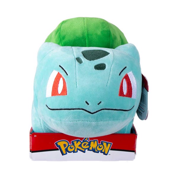 "Pokemon - Bulbasaur 12"" Plush - Packshot 2"
