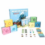 Machi Koro Legacy Board Game - Packshot 2