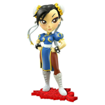 Street Fighter - Knockouts Series 1 - Chun-Li Vinyl Figure - Packshot 1