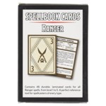 Dungeons and Dragons - Ranger Spellbook Cards Deck  - Packshot 2