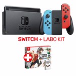 Nintendo Switch Neon Console + LABO Vehicle Kit - Packshot 1