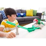 Mario Kart - Hot Wheels Piranha Plant Slide Track Set - Packshot 3