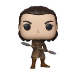 Game of Thrones - Arya with Two-Headed Spear Pop! Vinyl Figure - Packshot 1