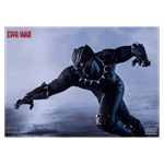 Marvel - Captain America: Civil War - Black Panther 1/10 Scale Iron Studios Statue - Packshot 5