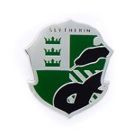 Harry Potter - Slytherin Crest Enamel Pin - Packshot 1
