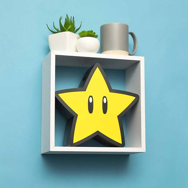Super Mario Bros - Large Collectible Mood Light - Packshot 3