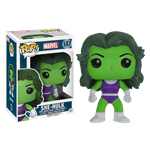 Marvel - She Hulk Pop! Vinyl Figure - Packshot 1