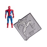 Marvel - Marvel 80th Anniversary - Spider-Man Pin - Packshot 1