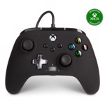 Power A - Xbox One - Enhanced Wired Controller - Black - Packshot 1