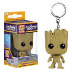 Marvel - Guardians of the Galaxy - Groot Funko Pocket Pop! Keychain - Packshot 1