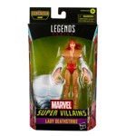 Marvel - Legends Series Super Villains Lady Deathstrike Action Figure - Packshot 4