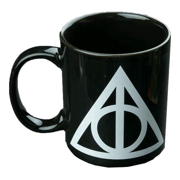 Harry Potter - Deathly Hallows Coffee Mug - Packshot 1