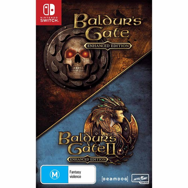 Baldur's Gate & Baldur's Gate II Enhanced Edition - Packshot 1
