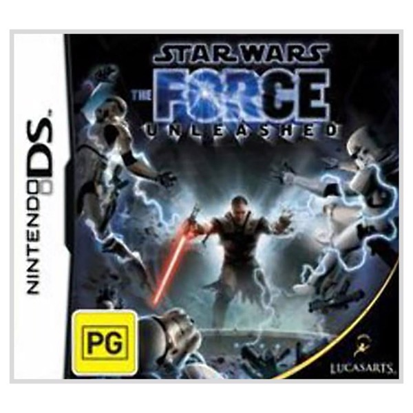 Star Wars The Force Unleashed Preowned Eb Games Australia