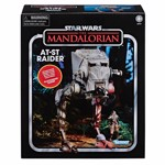 Star Wars - The Vintage Collection The Mandalorian AT-ST Raider Toy Vehicle - Packshot 4