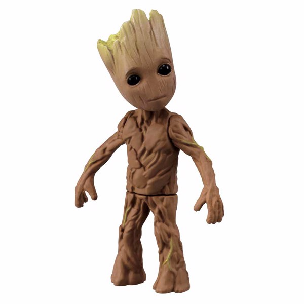 Marvel - Avengers: Endgame - Groot Metacolle Figure - Packshot 2