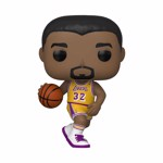 NBA Legends - Magic Johnson in Lakers Home Colours Pop! Vinyl Figure - Packshot 1