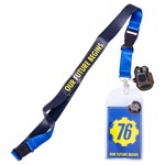 Fallout 76 - Our Future Begins Commemorative Lanyard - Packshot 1
