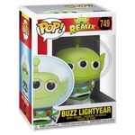 Disney - Pixar Remix - Alien as Buzz Lightyear Pop! Vinyl Figure - Packshot 2