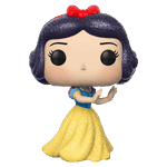 Disney - Snow White and the Seven Dwarfs - Snow White Diamond Glitter Pop! Vinyl Figure - Packshot 1