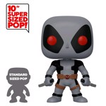 "Marvel - Deadpool - Two Swords Grey 10"" Pop! Vinyl Figure - Packshot 1"