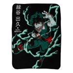 My Hero Academia - Deku Fleece Blanket - Packshot 1