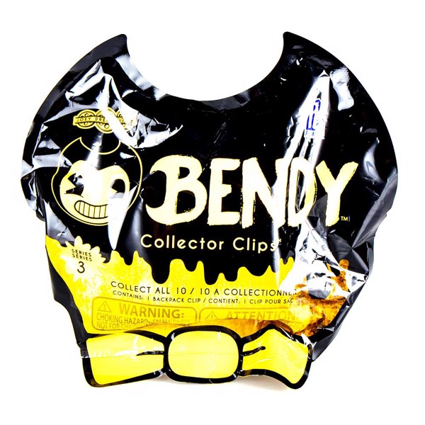 Bendy and the Ink Machine - Collectible Revival Clip (Single Blind Bag) - Packshot 1