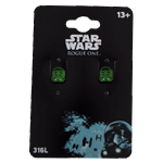 Star Wars - Rogue One - Death Trooper Stud Earrings - Packshot 1