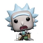 Rick and Morty - Get Schwifty Rick Pop! Vinyl Figure - Packshot 1