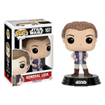 Star Wars - Episode VII - General Leia Pop! Vinyl Figure - Packshot 1