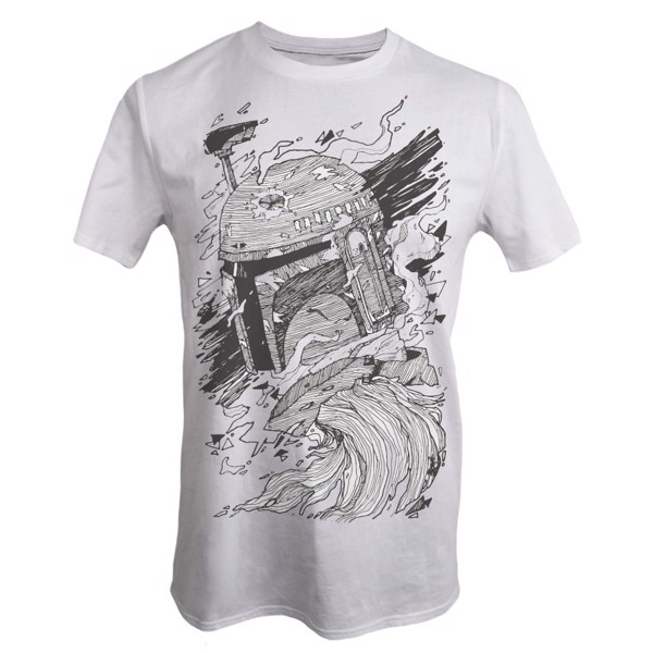 Star Wars - Bounty Art T-Shirt - L - Packshot 1