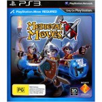 Medieval Moves - Packshot 1