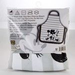 Disney - Mickey Mouse - Mickey and Minnie Striped Pinache Apron - Packshot 3