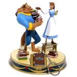 Disney - Beauty and The Beast Belle & Beast Finders Keypers Statue - Packshot 1