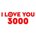 Marvel - I Love You 3000 T-Shirt - M - Packshot 2