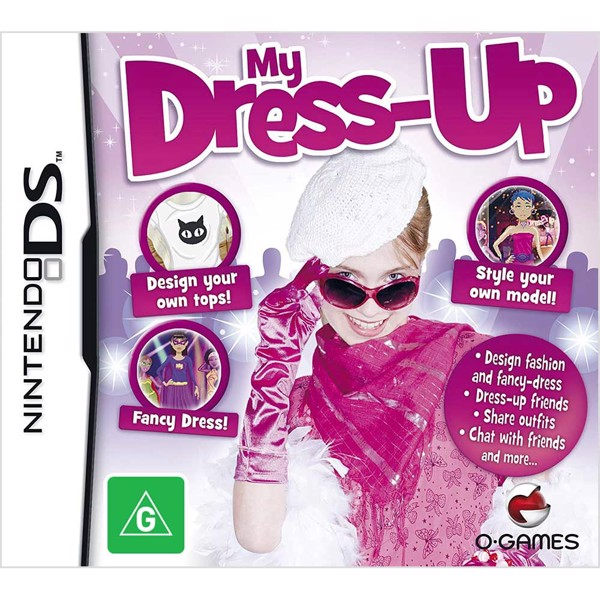 My Dress-Up - Packshot 1